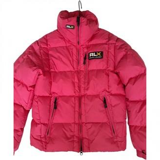 Ralph Lauren Pink Coat for Women