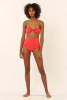 Mara Hoffman High Waisted Bikini Bottom