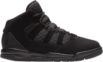 Jordan Max Aura Basketball Shoes - Black / Gym Red