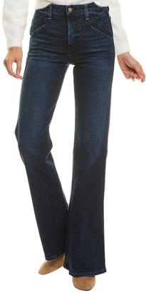 Joe's Jeans The Molly Longhorn High-Rise Flare Leg Jean