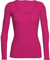 Icebreaker Women's Siren Long Sleeve Sweetheart Shirt