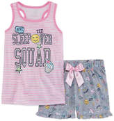 SLEEP ON IT Sleep On It 2-pc. Shorts Pajama Set Girls