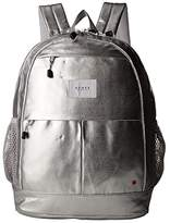 State Bags STATE Bags Metallic Leny Backpack (Silver) Backpack Bags