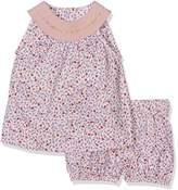 NECK & NECK Baby Boys' 17V01204.31 Small Girls' Fabric Dress