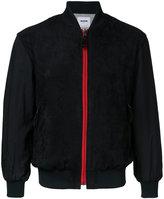 Factotum zip up jacket - men - Cotton/Rayon - 44