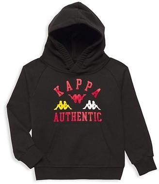 Kappa Little Boy's & Boy's Authentic Kawar Hoodie