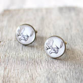 JuJu Treasures Moose Cufflinks