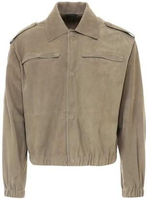 Fendi Cropped Jacket