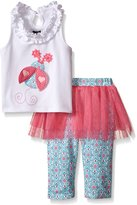 Mud Pie Baby Ladybug 2-Piece Set
