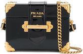 Prada Cahier Micro Box bag