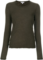 James Perse long sleeved T-shirt