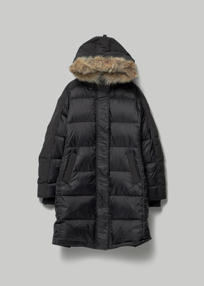 Canada Goose Women's Rowley Parka Jacket in Black Size Large