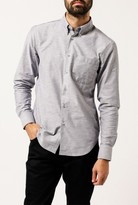 Naked & Famous Denim Regular Oxford Shirt