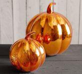 Pottery Barn Orange Mercury Pumpkin