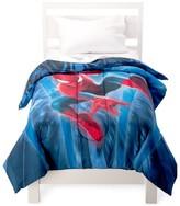 Spiderman Microfiber Comforter - Twin