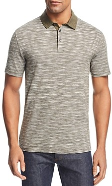 BOSS Press Striped Regular Fit Polo Shirt- 100% Exclusive