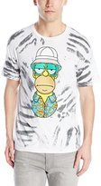 Neff Men's Hst Simpsons T-Shirt Aw