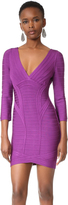 Herve Leger Kahli Dress