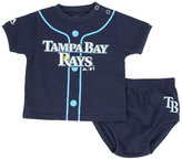 Majestic Babies' Tampa Bay Rays Little Player Set