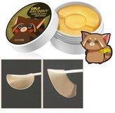 Secret Key - Gold Racoony - 90 x Hydro Gel Eye & Spot Patches - Anti Wrinkle - Blackheads