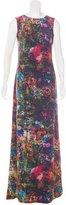 Erdem Jane Silk Dress