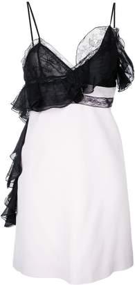 Giambattista Valli Lace Detail Cami Dress