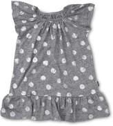Bonds NEW Ruffle Dress Grey Marle