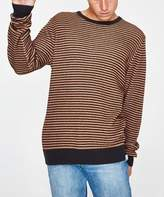 rhythm Vintage Stripe Knit Vintage Brown