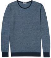 Boglioli Two-Tone Mélange Knitted Sweater