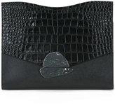 Proenza Schouler medium Curl clutch - women - Calf Leather - One Size