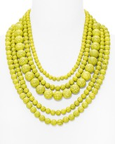"BaubleBar Globe Strands Layered Necklace, 18"""