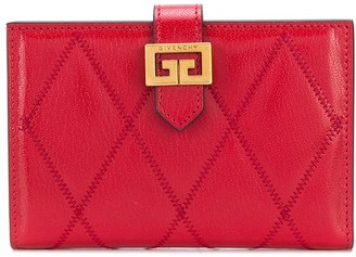 Givenchy GV3 quilted wallet