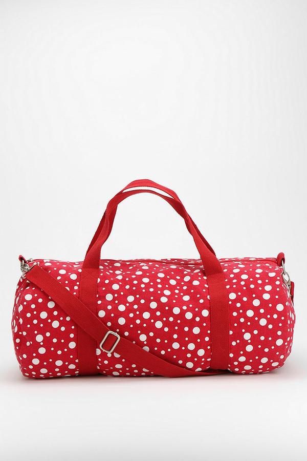 BDG Polka Dot Weekender Bag