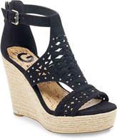 G by Guess Women's Makayla Wedge Sandal