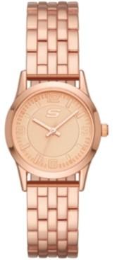 Skechers Rosencrans Three-Hand Metal Watch 30MM