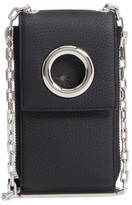 Alexander Wang Women's Riot Leather Wallet On A Chain - Black
