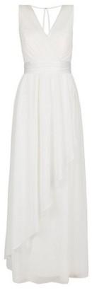 Dorothy Perkins Womens Showcase Ivory Bridal 'Phoebe' Maxi Dress