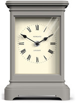 Newgate Clocks - Library Clock - Overcoat Grey