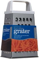 Kitchen Craft Stainless Steel Four Sided Box Grater 14cm