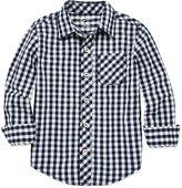 Arizona Long-Sleeve Woven Shirt - Preschool Boys 4-7