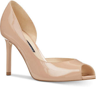 Nine West Women Chance D'Orsay Pumps Women Shoes