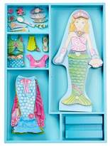 Waverly Merry Mermaid Magnetic Dress-Up Doll