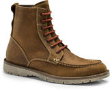 Dockers Evanston Mens Leather Moc-Toe Boots