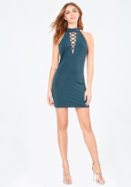 Bebe Lexi Studded Dress