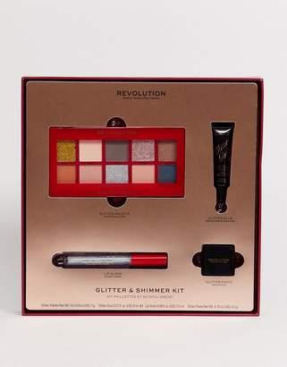 Revolution Glitter Kit-Multi