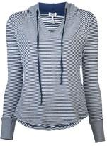 Splendid Striped hoodie
