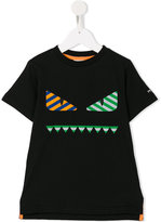 Fendi Bag Bugs print T-shirt - kids - Cotton - 8 yrs