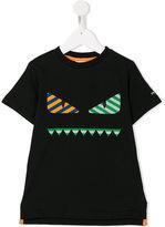 Fendi Bag Bugs print T-shirt - kids - Cotton - 8 yrs