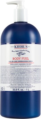 Kiehl's Jumbo Body Fuel All-in-One Energizing Wash