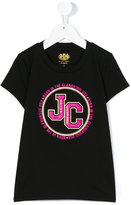Juicy Couture logo-print T-shirt - kids - Cotton - 3 yrs
